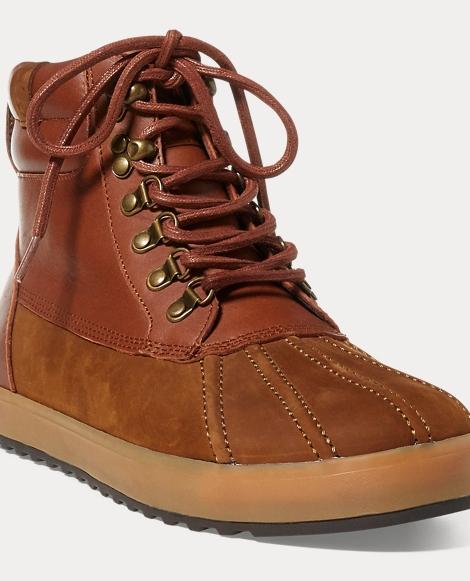 Regnald Nubuck Sneaker Boot