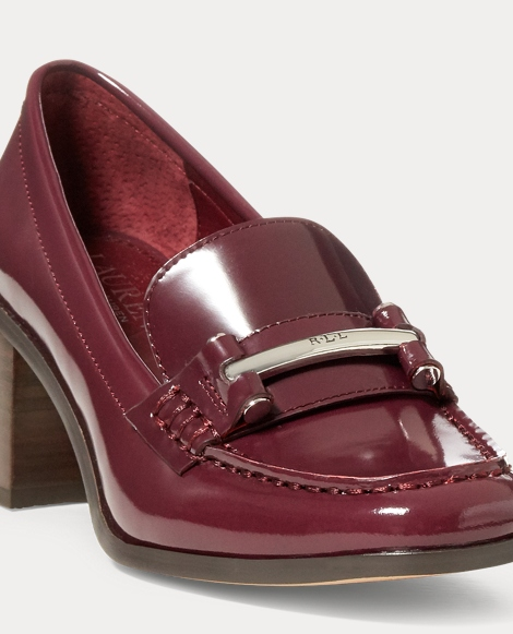Dalena Leather Loafer
