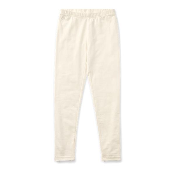 Ralph Lauren Bow-Back Jersey Legging Olympia Cream M