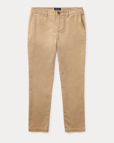 Stretch Cotton Chino Pant