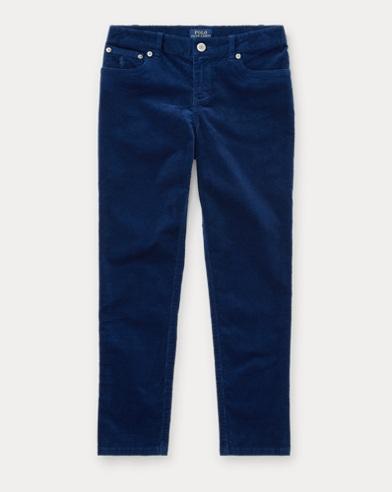 Corduroy Skinny Pant