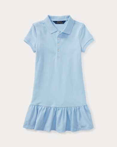Girls' Polo Dress