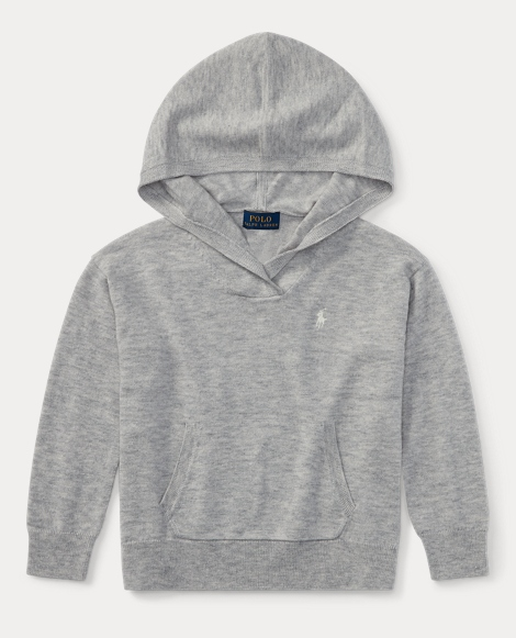 Jersey Hooded Sweater