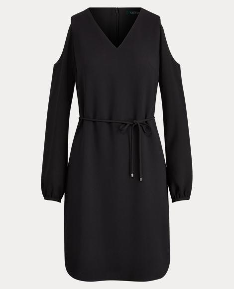 Cold-Shoulder Dress