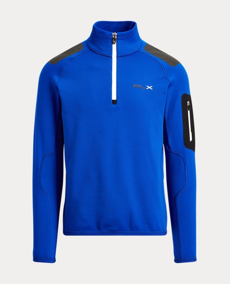 Stretch Fleece Pullover