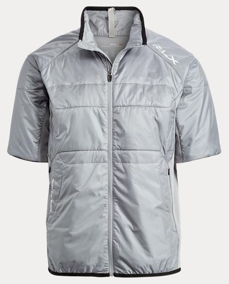 Short-Sleeve Hybrid Jacket