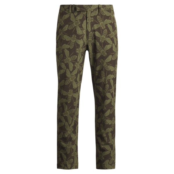 Ralph Lauren Classic Fit Camo Stretch Pant Insect Camo 30