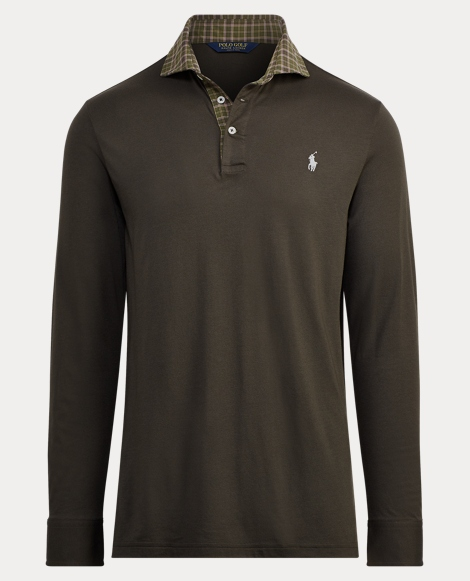 Custom Fit Lisle Polo Shirt