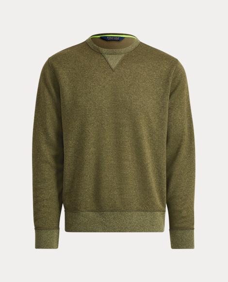 Bonded Mesh Sweatshirt