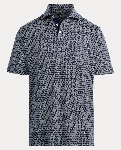Active Fit Cotton Jersey Shirt