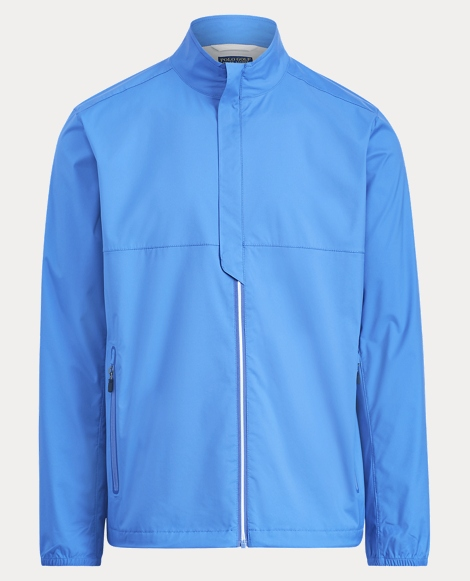 Packable Twill Windbreaker