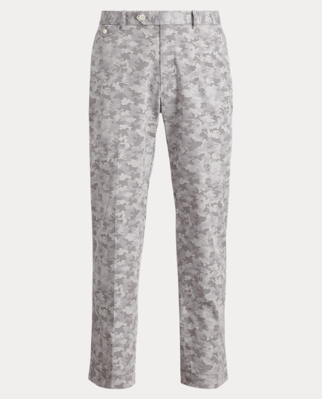 Classic Fit Camo Stretch Pant