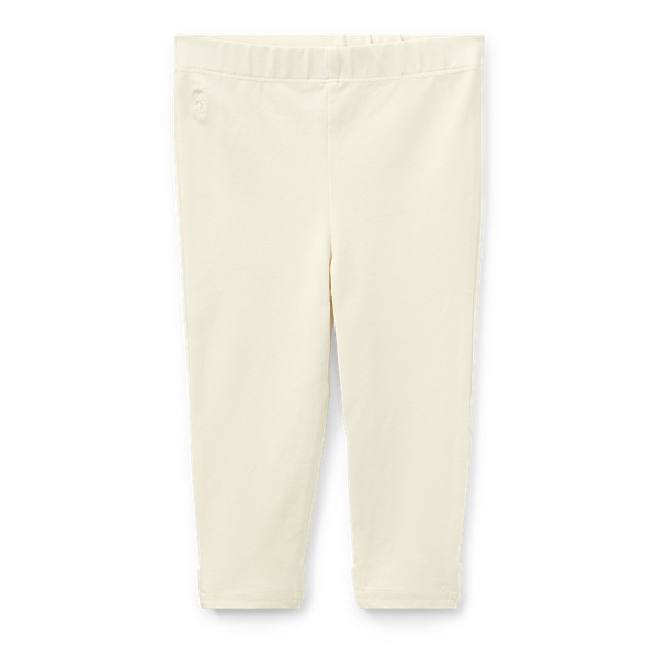 Ralph Lauren Bow-Back Legging Olympia Cream 3M
