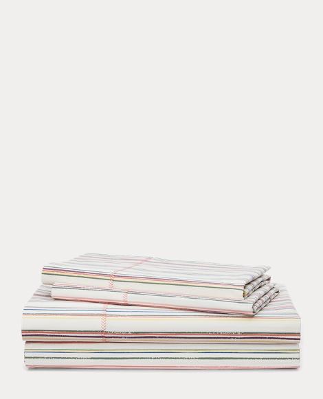 Cayden Striped Sheet Set