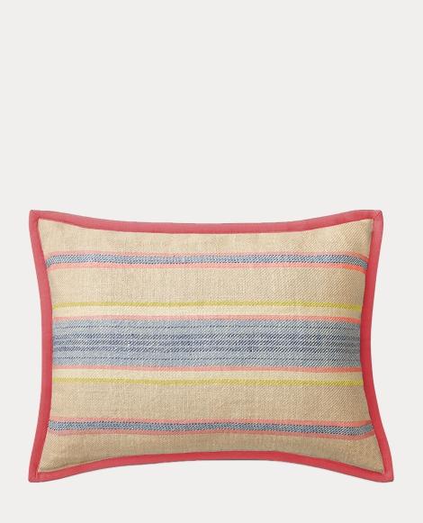 Cayden Striped Throw Pillow