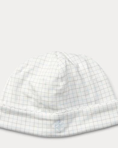 Tattersall Cotton Hat