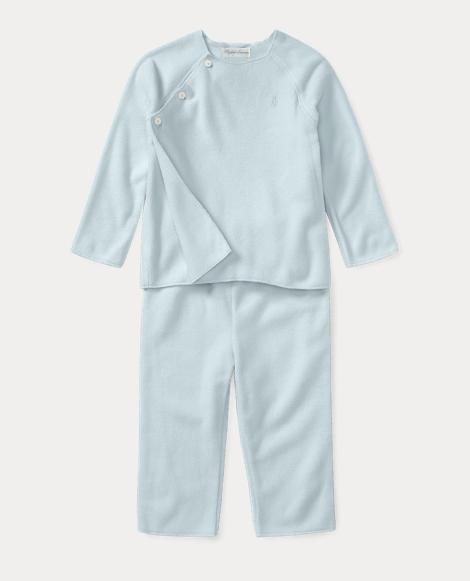 Fleece Pullover & Pant Set