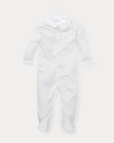 Tattersall Cotton Coverall