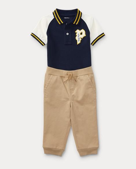 Polo Shirt & Pant Set