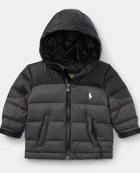 Ripstop Down Jacket