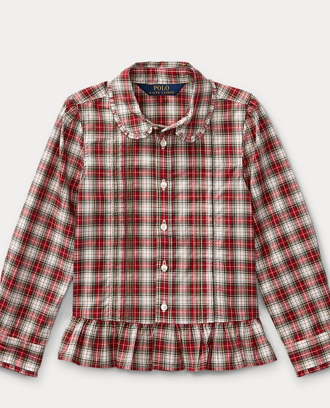 Tartan Cotton Shirt