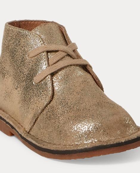 Carl Leather Chukka Boot
