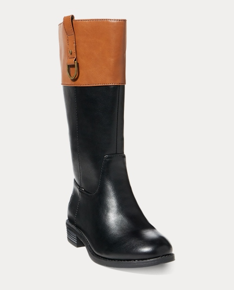 Mesa Two-Tone Riding Boot