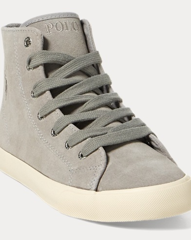 Haiven Suede Sneaker