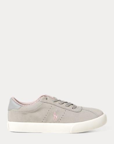 Hadley Suede Sneaker