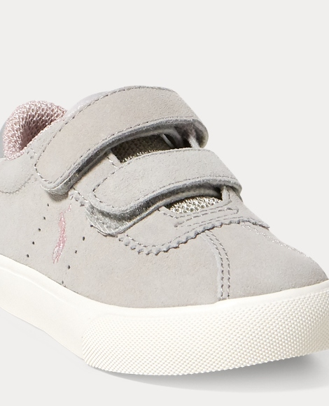 Hadley Suede EZ Sneaker