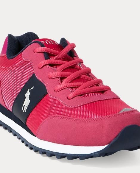Zaton Faux-Suede Sneaker