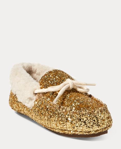 Allister Glitter Slipper