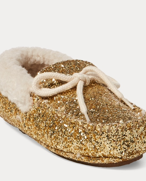 Allister Glitter Slipper