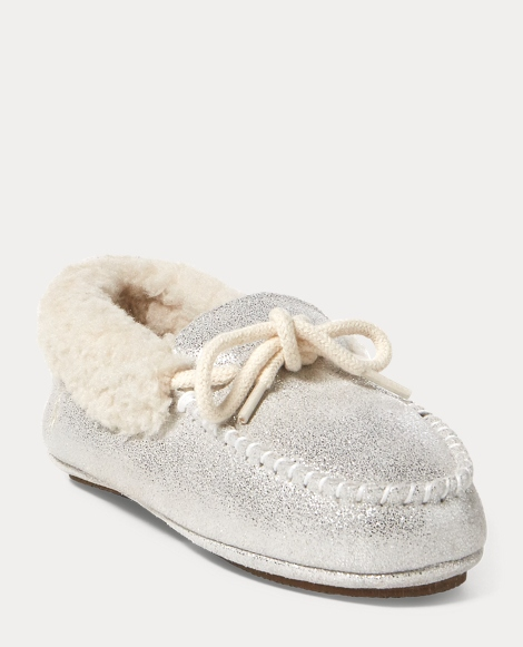 Allister Metallic Slipper