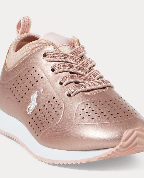 Tiyanna Metallic Sneaker