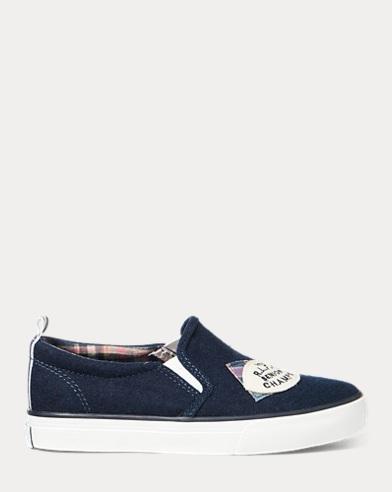 Ceecee Patch Slip-On Sneaker
