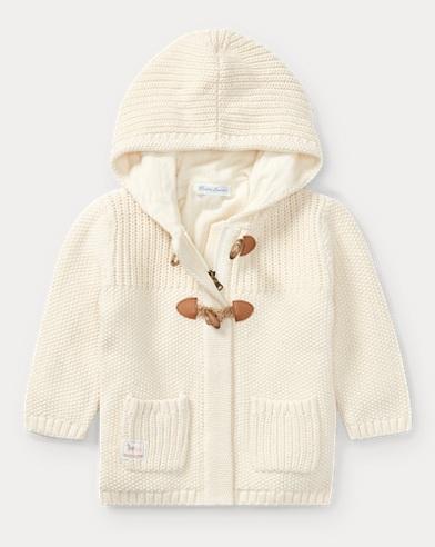 Toggle Sweater Jacket
