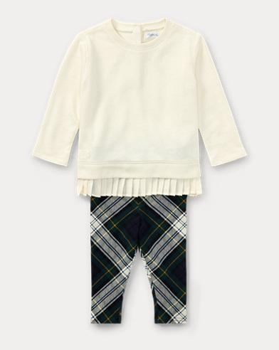 Fleece Top & Legging Set