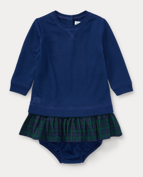 Fleece Dress & Bloomer