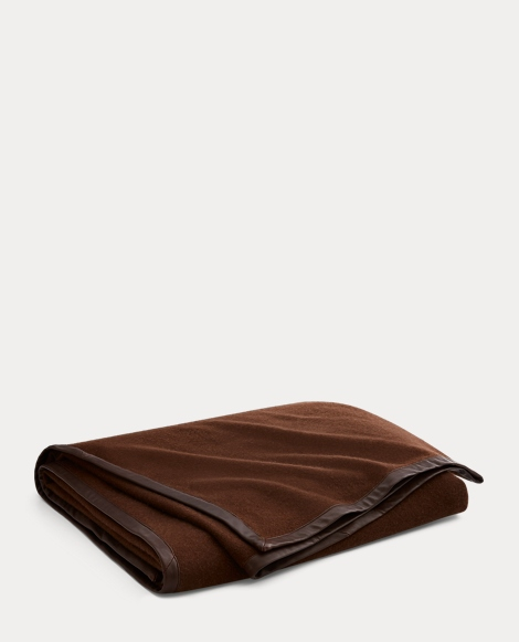 Carsen Wool-Cashmere Throw