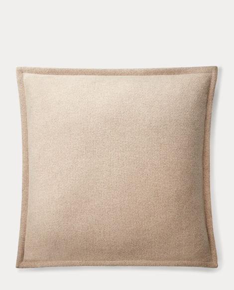 Kallan Birdseye Wool Euro Sham