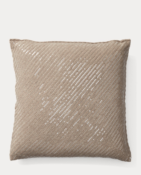 Melina Wool-Blend Throw Pillow