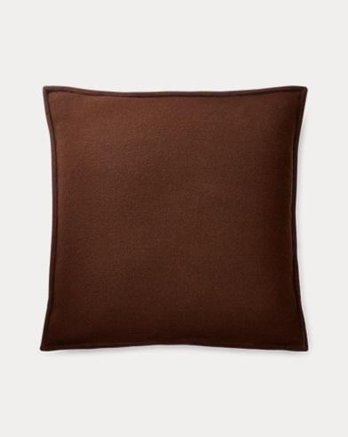 Carsen Wool-Blend Throw Pillow