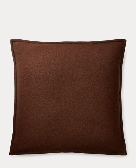 Carsen Wool-Blend Throw Pillow