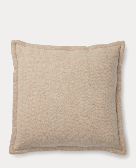 Camden Wool-Blend Throw Pillow