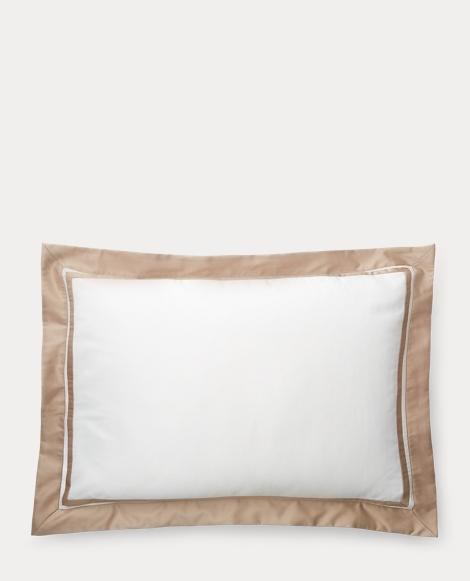 RL Bowery Cotton Sateen Sham