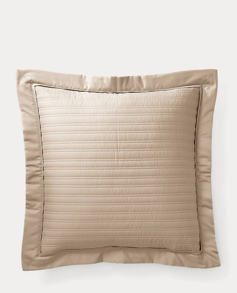 RL Reed Sateen Throw Pillow