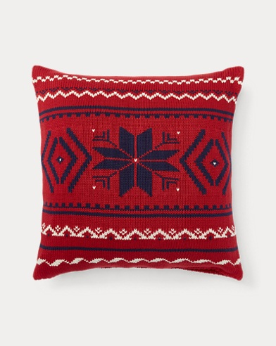 Merridale Cotton Throw Pillow