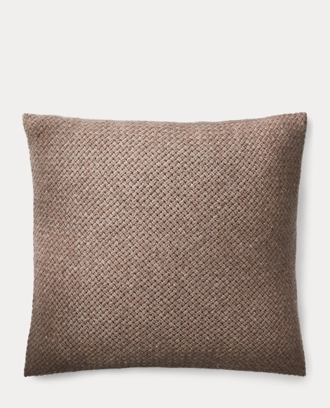 Tylar Lambswool Throw Pillow