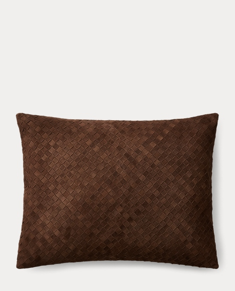 Reade Suede Throw Pillow